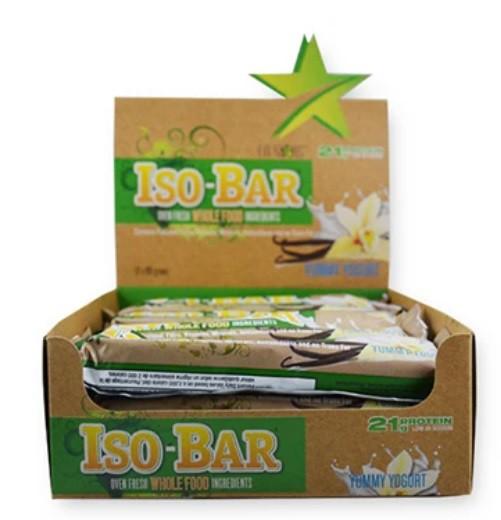 Iso-bar - yummy yogurt