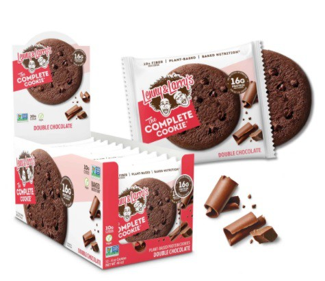 Complete cookie -  double chocolate