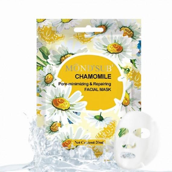 Facial mask chamomile-mond'sub 1 pcs