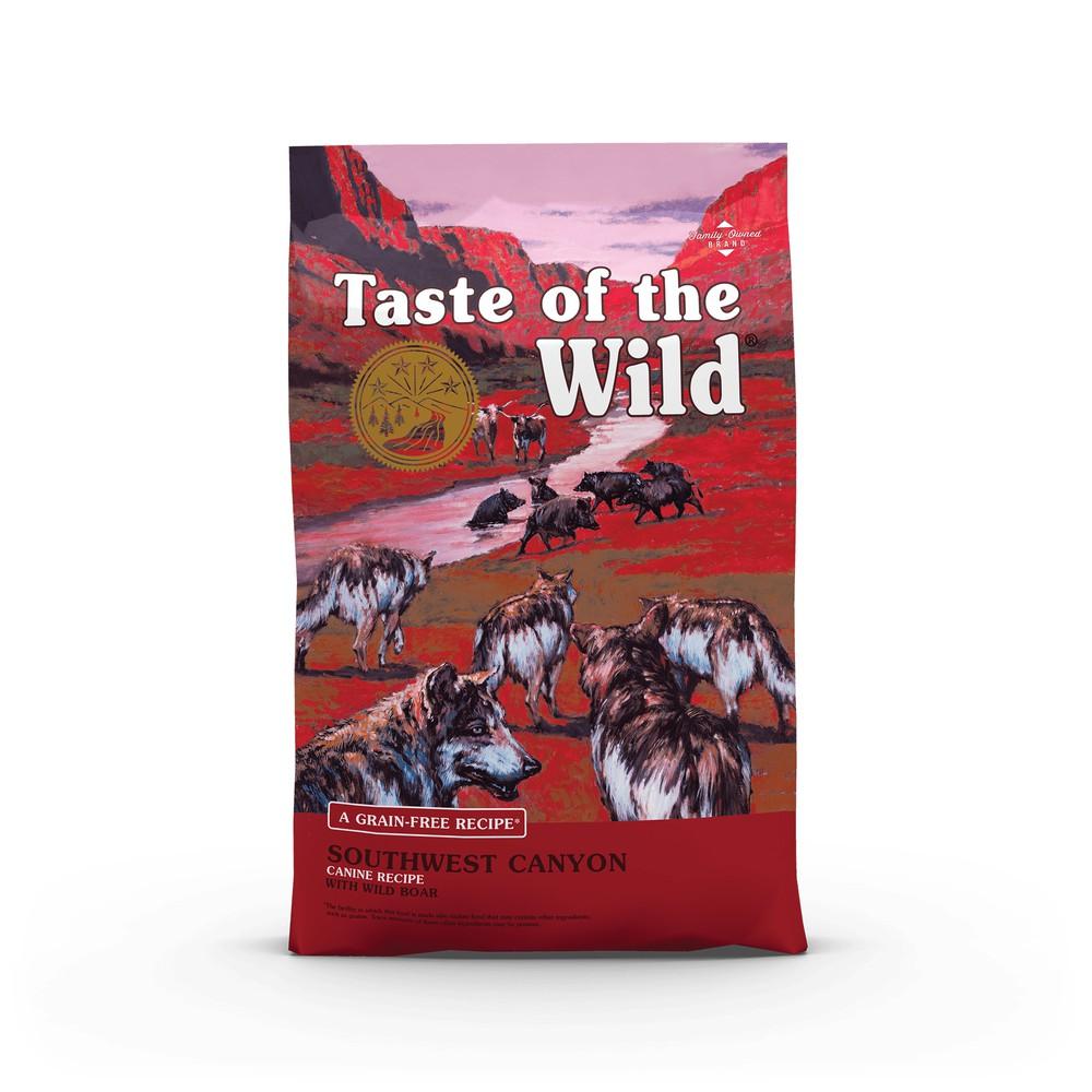 Taste of the wild southwest canyon (jabalí) 5,6 kg