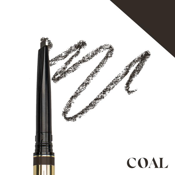 Precision brow pencil - coal