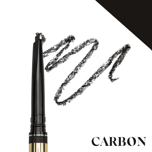 Precision brow pencil - carbon