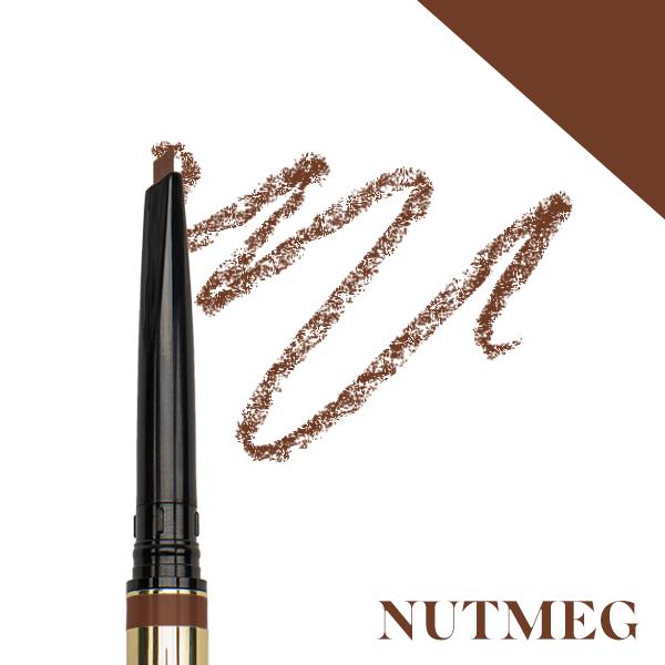 Precision brow pencil - nutmeg
