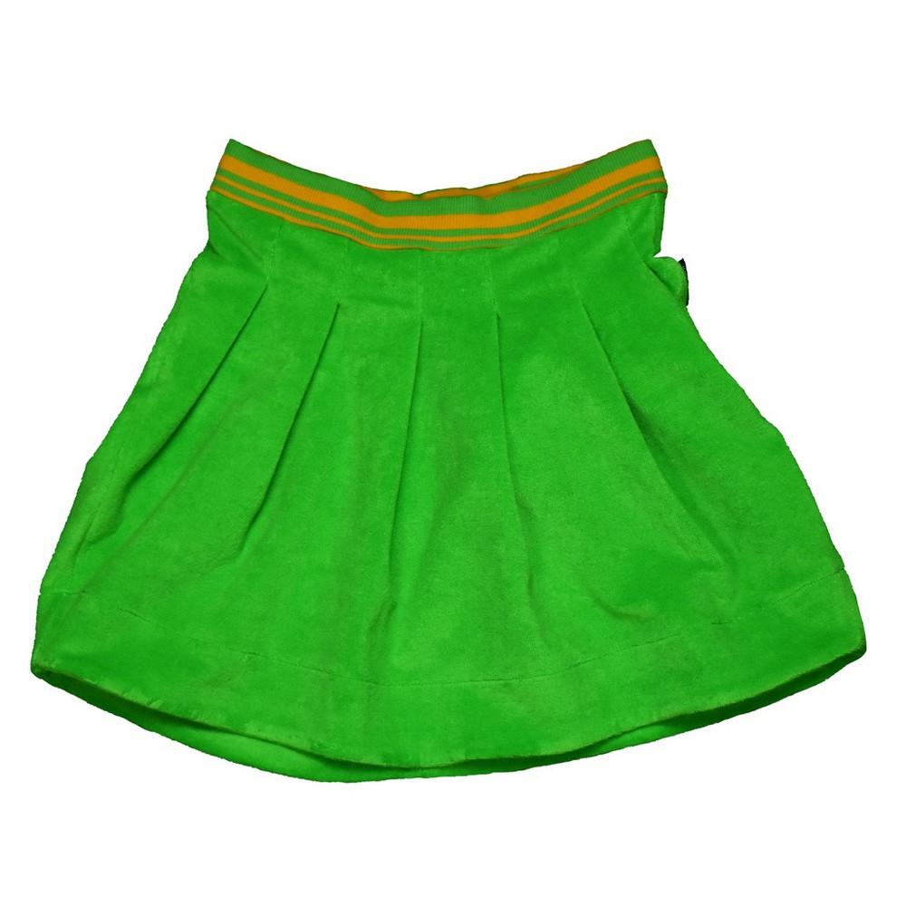Falda tennis - moromini - green terry