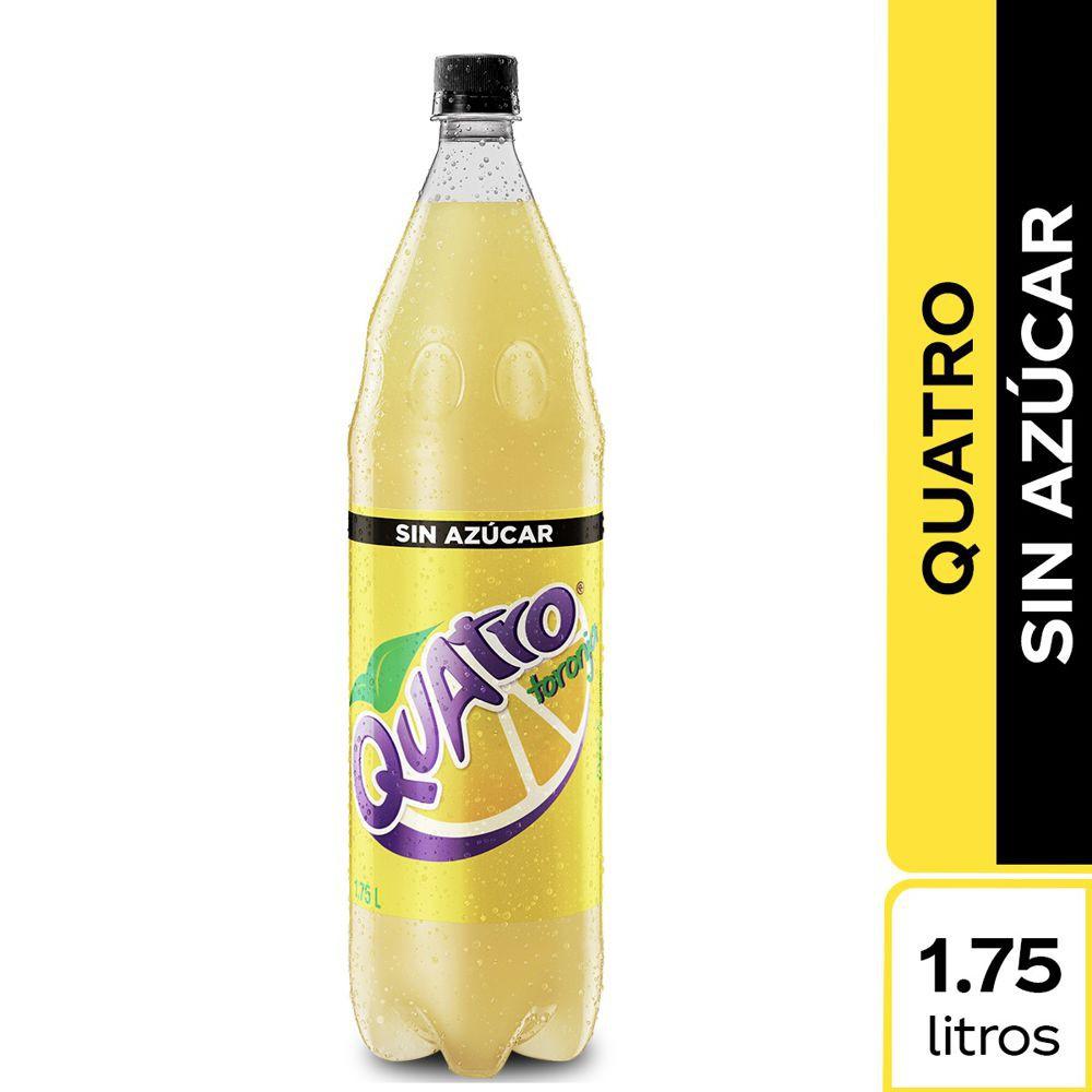 Gaseosa sin azúcar