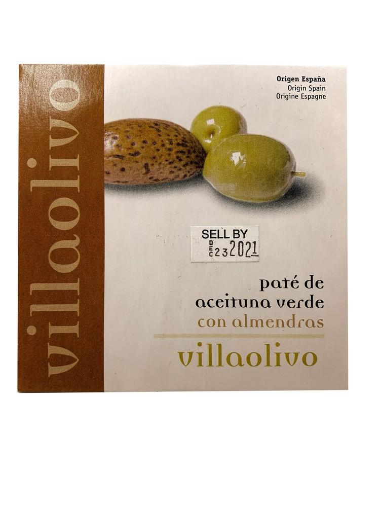 Green olives paté 1 ct