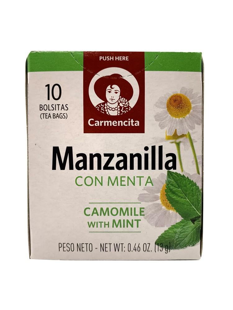 Camomile with mint tea 0.46 oz