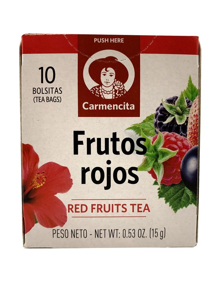 Red fruits tea 0.53 oz