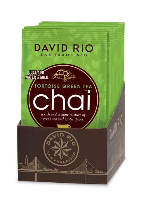 Tortoise green tea - sachets