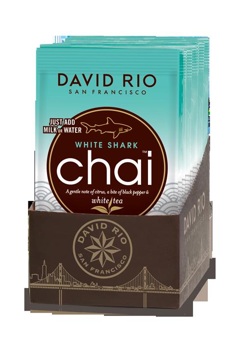 White shark chai - sachets