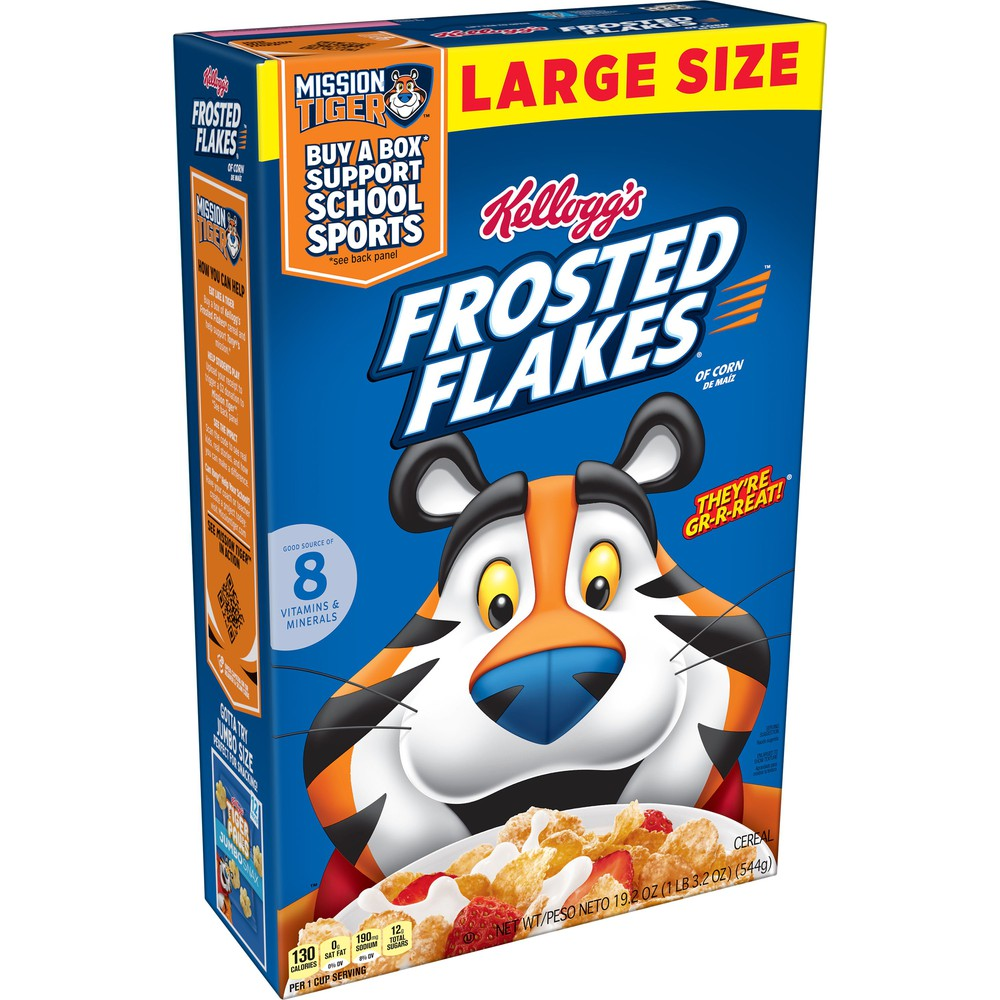 Large Size Cereal 19 oz