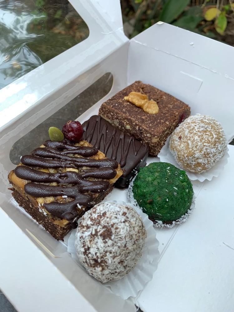 Caja mix dulces veganos