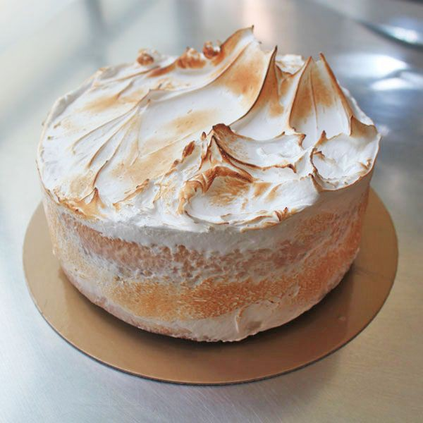 Torta Tres Leches Vainilla Francesa (12 porciones) 12 personas - 20 cm