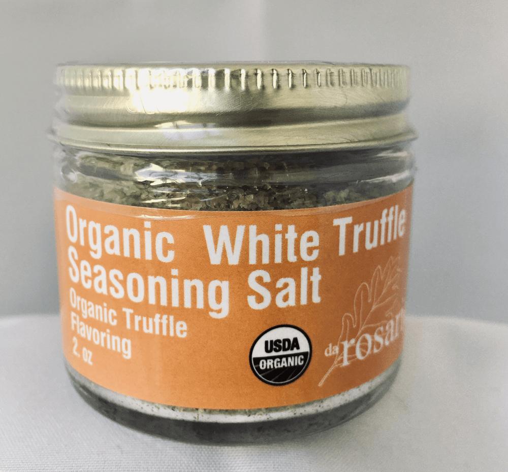 Usda organic white truffle salt