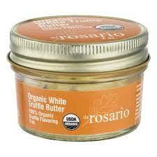 Usda 100% organic white truffle butter 2 OZ