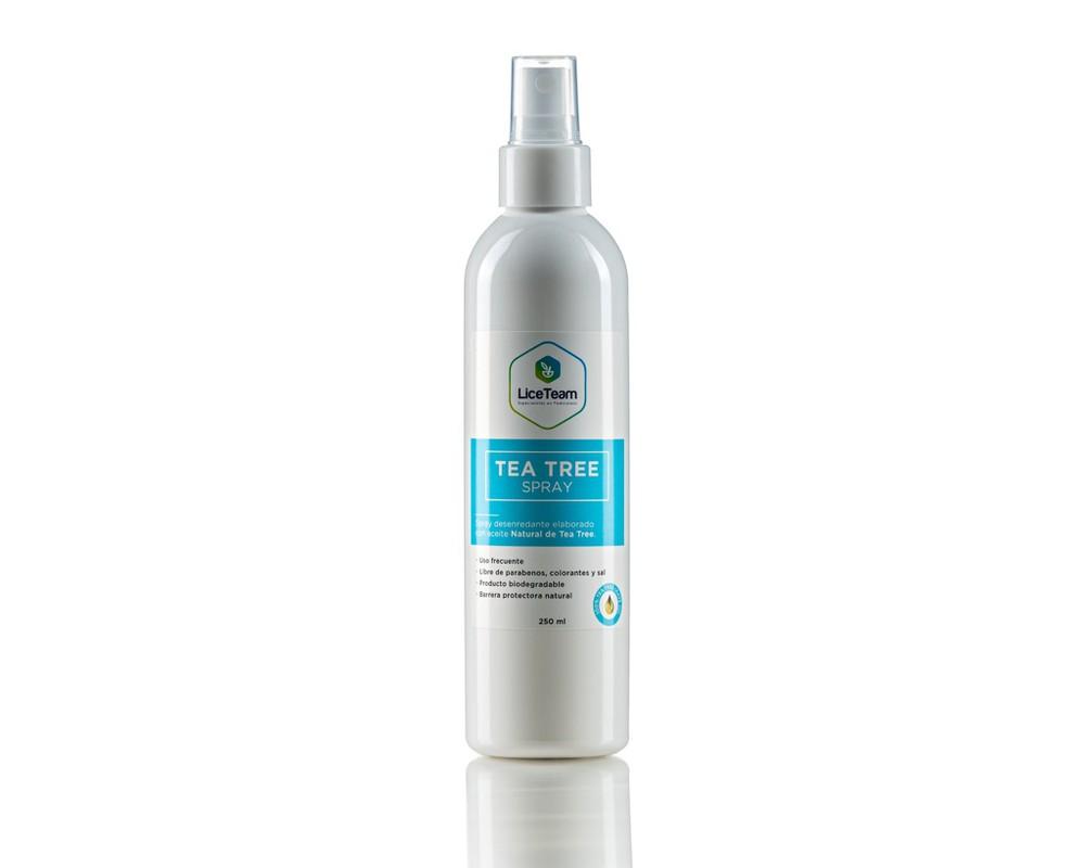 Spray Protector de Piojos Tea Tree 250 ml