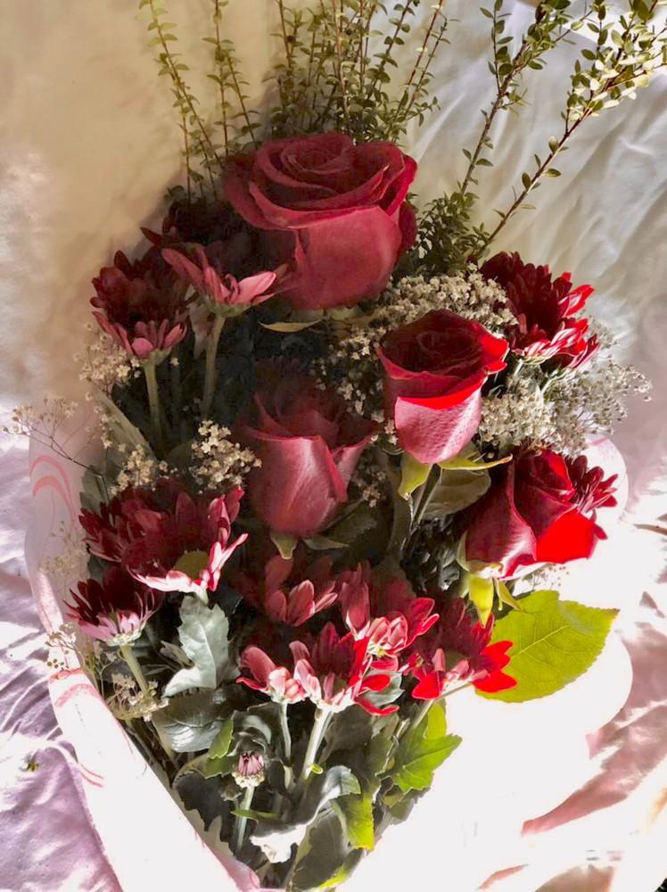 Rosas con maules