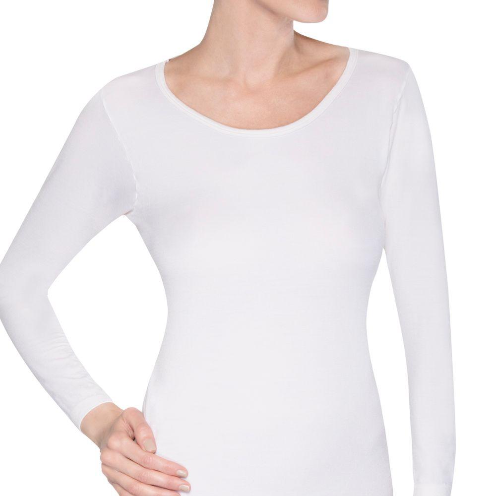 Camiseta lana merino térmica primera capa Talla L/XL