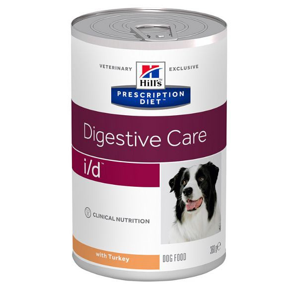 Alimento húmedo salud gastrointestinal i/d pavo 360 g