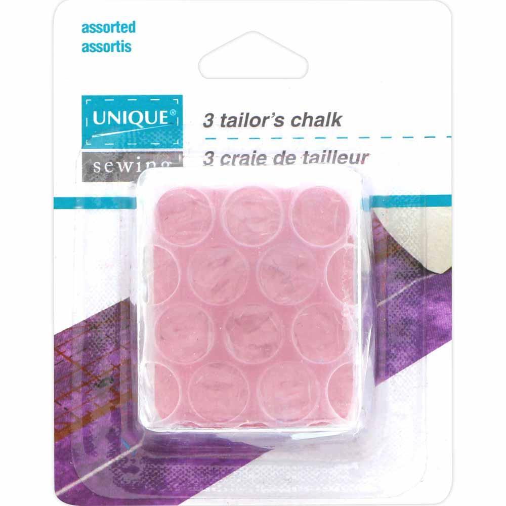 Unique sewing tailor chalk - 3pcs 1ct