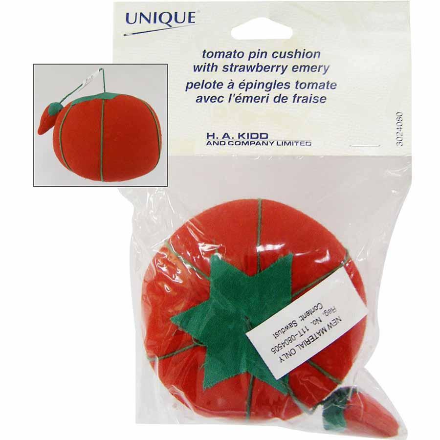 Unique tomato pin cushion 1ct