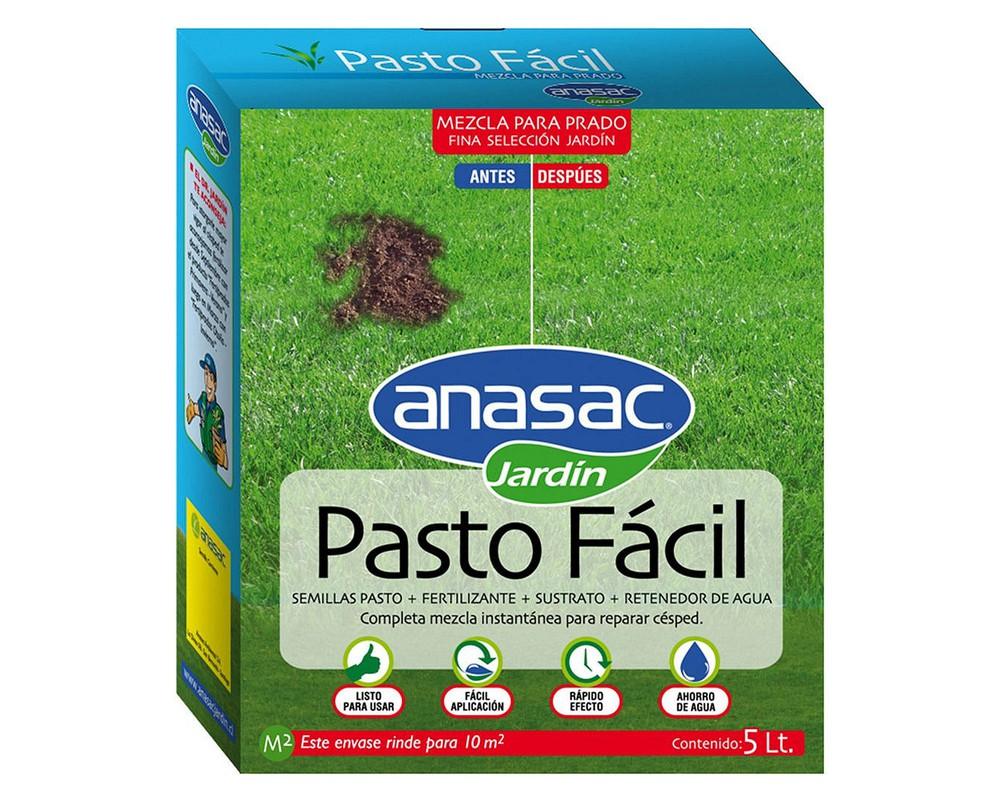 Semillas de prado pasto fácil Estuche 5 l