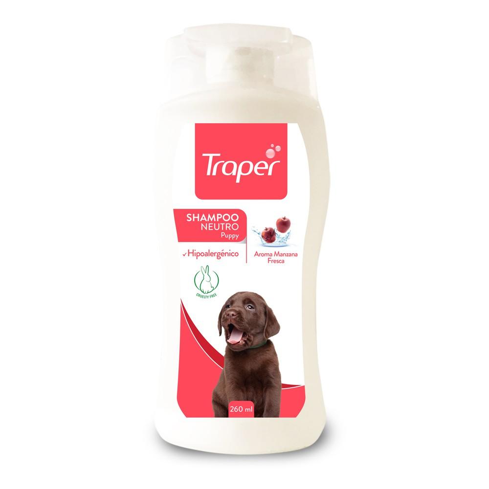 Shampoo neutro cachorros