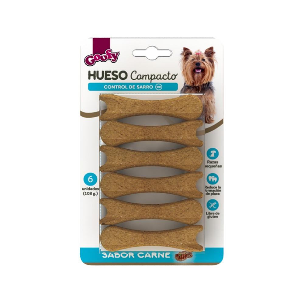 Huesos compactos Blister 108 g