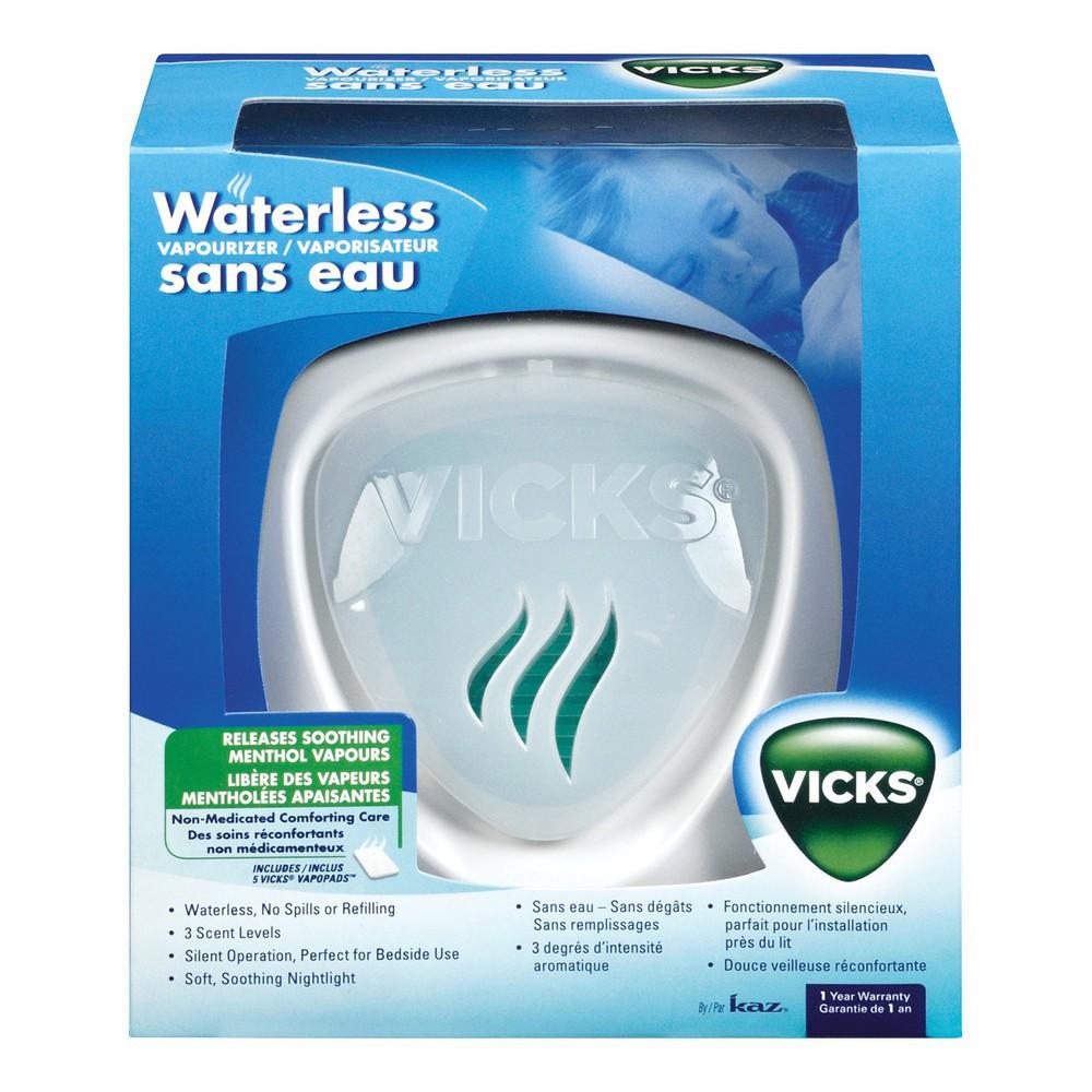 Waterless vaporizer v1900 UN