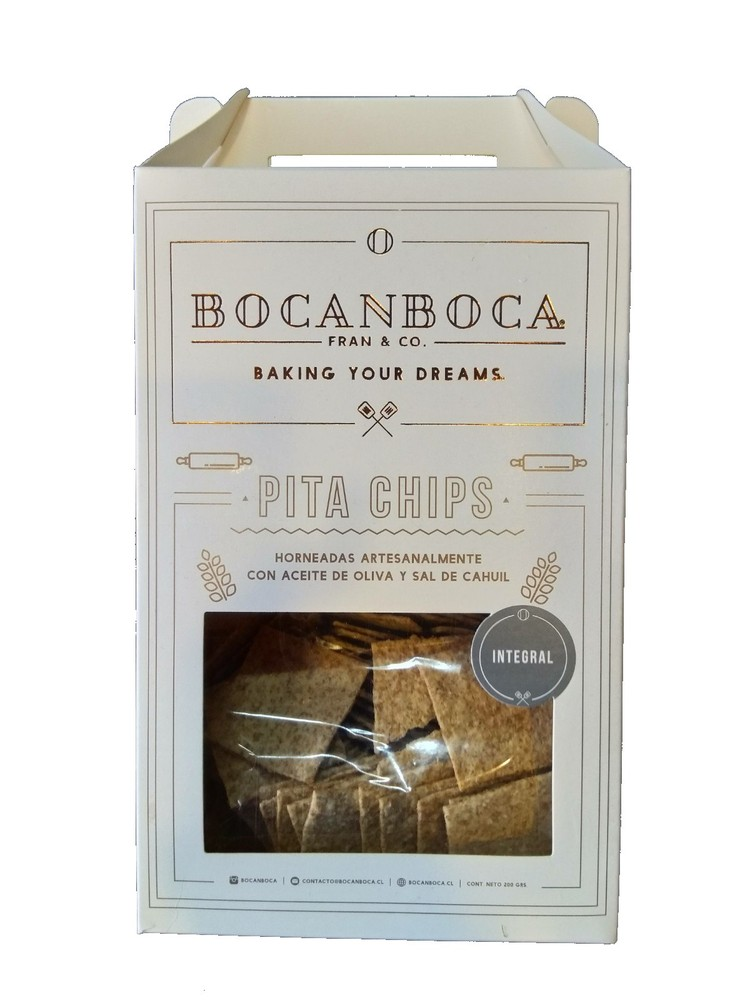 Pita Chips · Integral