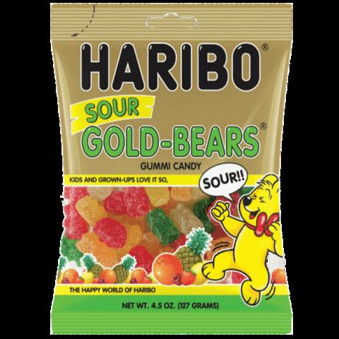 Sour gold bear 127g
