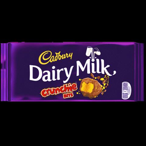 Dairy crunchie bits - uk
