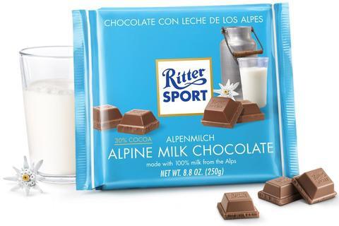 Alpine milk -eu