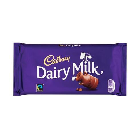Dairy milk - uk