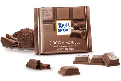 Cocoa mousse -eu