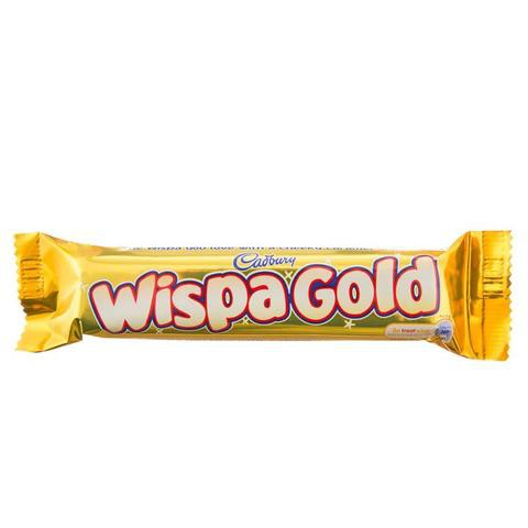Wispa  gold- uk