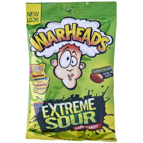 Extreme sour