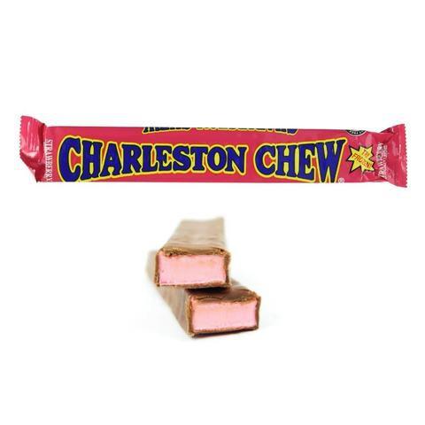 Charleston chew- strawberry - usa