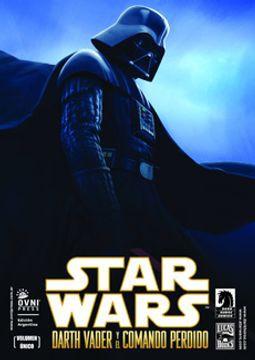 Star wars - darth vader y el comando perdido 120 páginas, tapa blanda