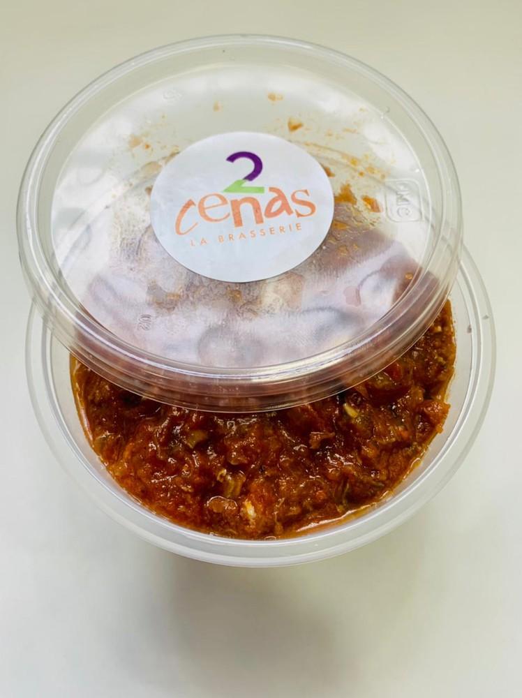 Salsa boloñesa de osobuco 500g