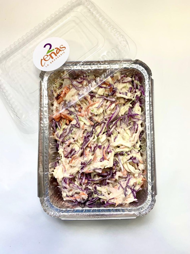 Ensalada coleslaw 400g
