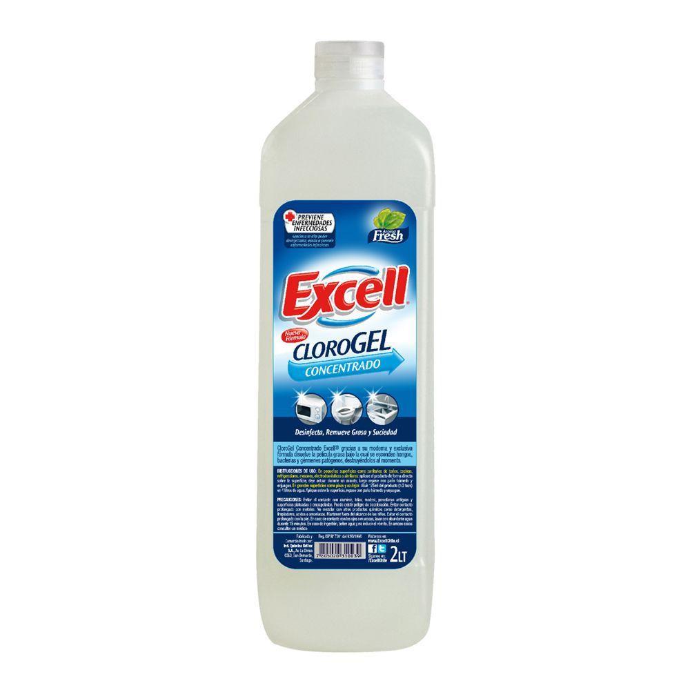 Cloro gel 2 L