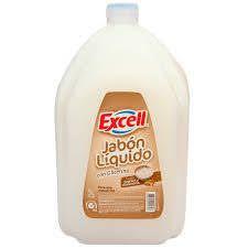 Jabon liquido yogurt y almendra 5 lt