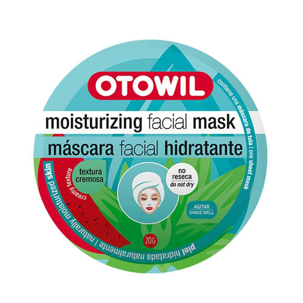 Mascara facila hidratante