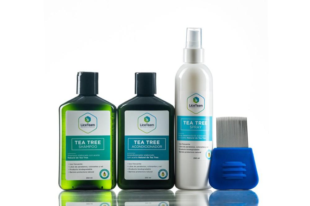 Pack Tratamiento y Prevención  Tea Tree de Piojos