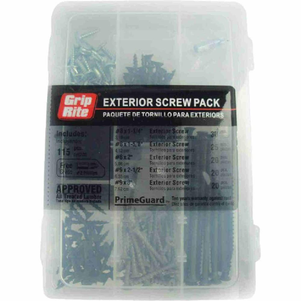 Screw  multipack 115 CT