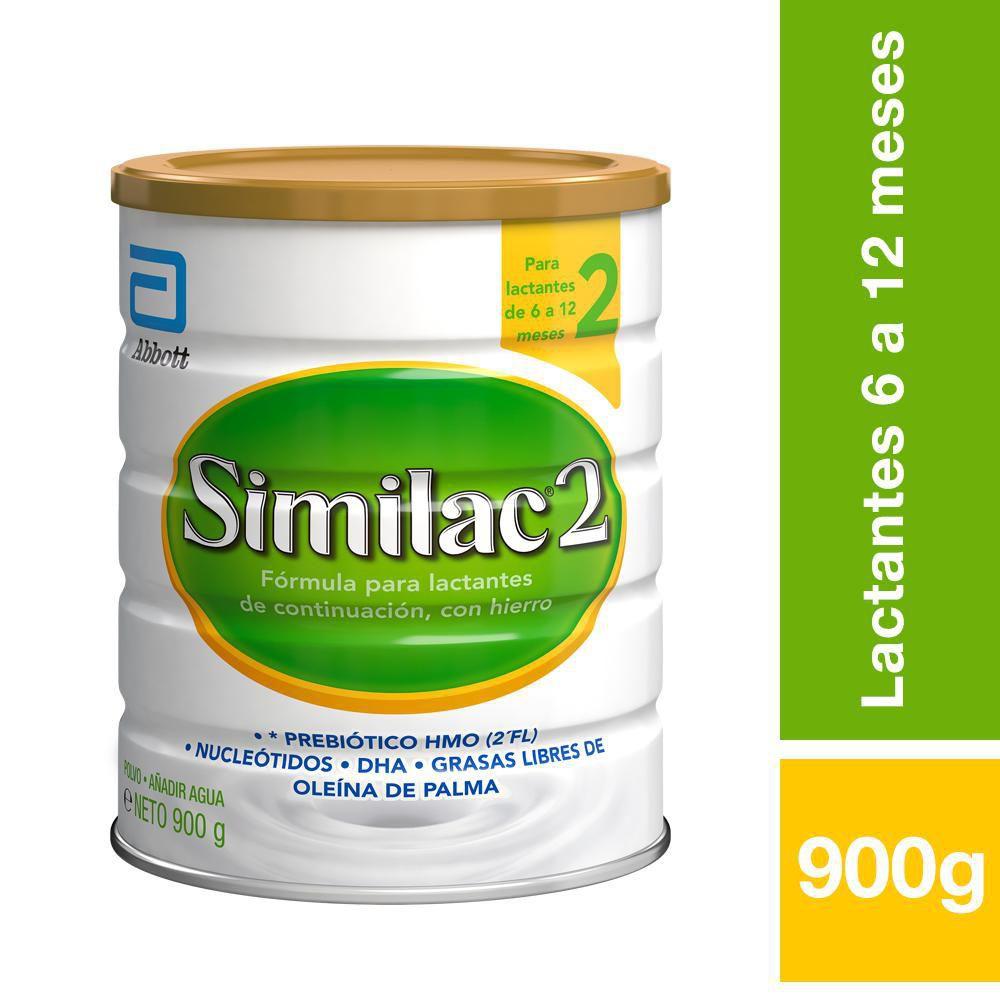 Fórmula láctea en polvo Eye Q-Plus Immunify etapa 2