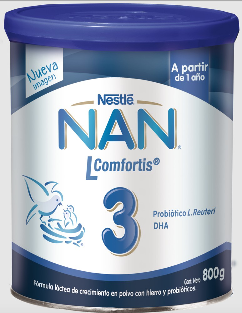Formula infantil 3 comfortis
