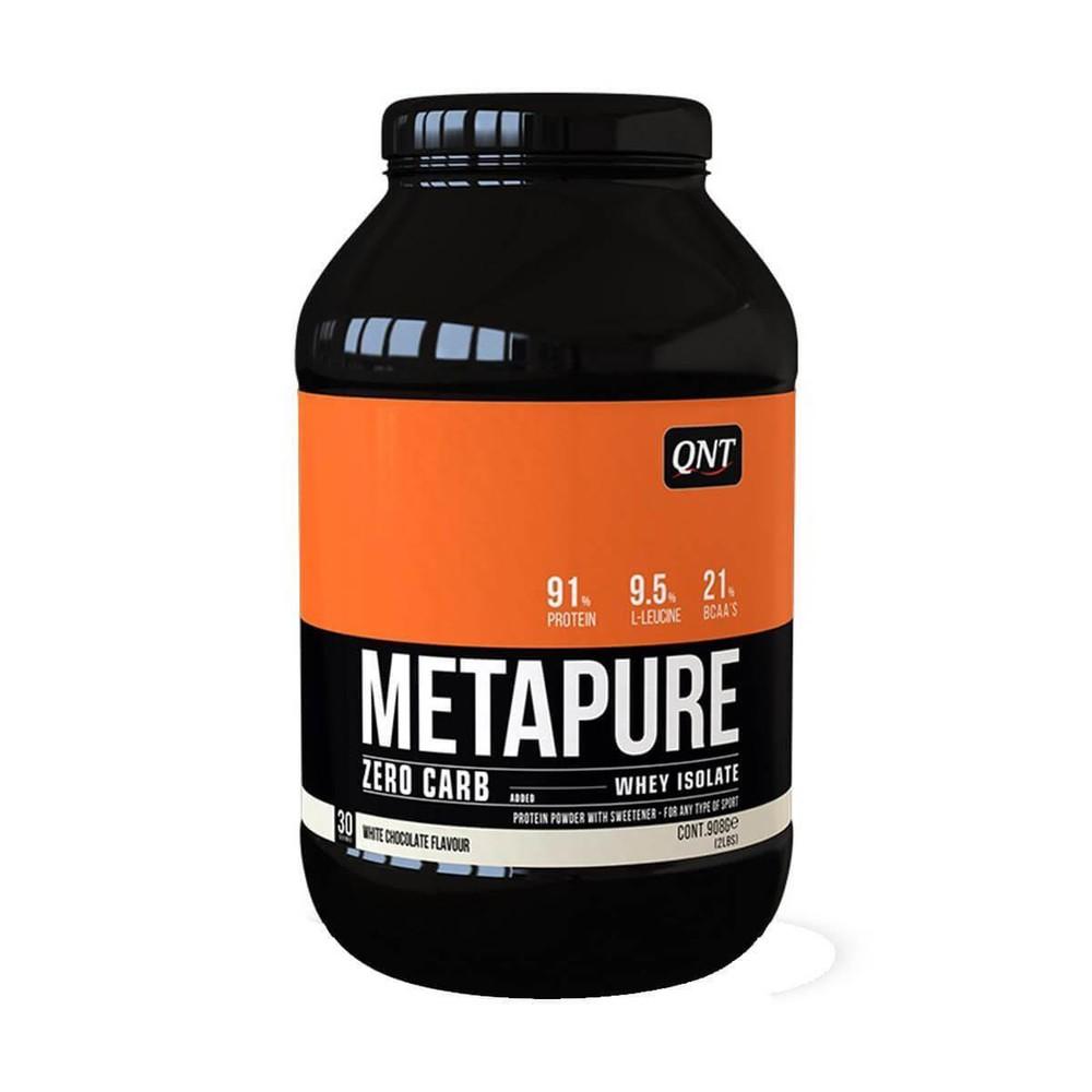 Metapure zero carb whey isolado - 908g