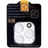 Lámina vidrio protector cámara iphone Compatible con iphone 11 - 11 pro - iphone 12 - iphone 12 pro - 12 mini - 12 pro max